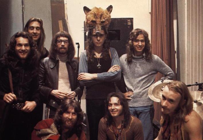 Le Orme + Genesis 1972