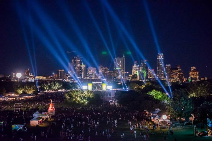 Austin City Limits Music Festival Oct 7-9 2016