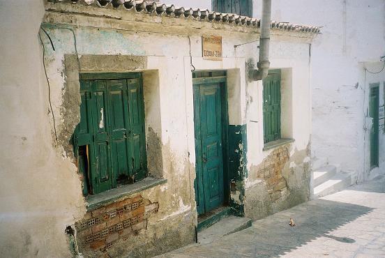 Love old doors @ Paleokastro, Samos (Gr)