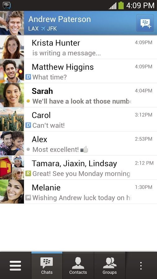 BBM for Android v1.0.3.87 apk Download http://bocilandroid.blogspot.com/2014/01/bbm-for-android-v10387-apk-download.html