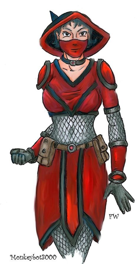 Wizard 101 - Monkeybot3000  by ~Syreene