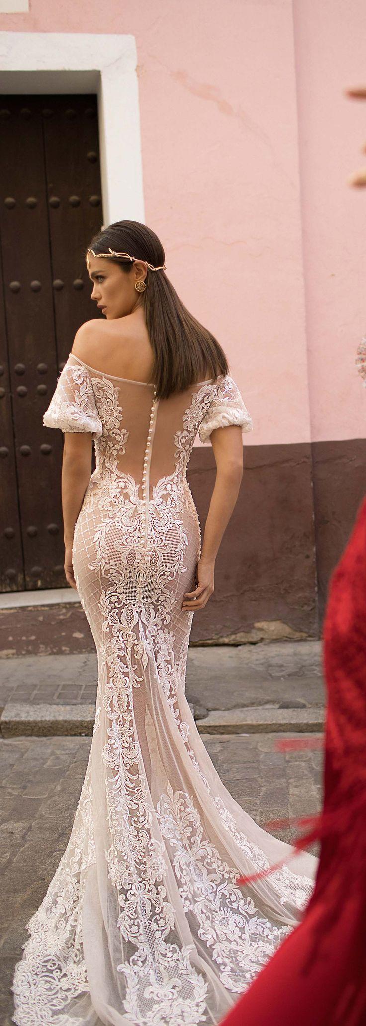 Mejores 87 imágenes de BERTA FW 2018 Bridal Couture en Pinterest