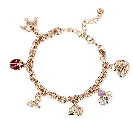 Bill Skinner Animal Charm Bracelet