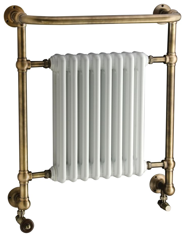Introducing the DQ Croxton traditional wall mounted towel rail. The Croxton is manufactured from brass with 31.8mm tubing, traditional ball joints and comes complete with an integral radiator to maximise heat. The traditional towel rail is available as central heating only, dual fuel (for summer heating when your central heating is turned off) or completely sealed electric only. The radiator comes complete with a 5 year guarantee. Please note picture shown is Antique Brass. Prices from…
