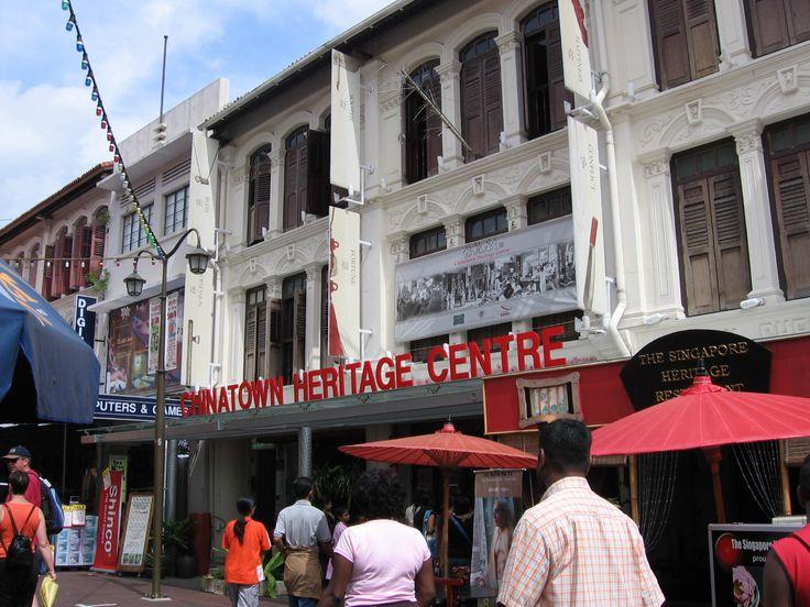 Chinatown Singapore - Chinatown Heritage Centre