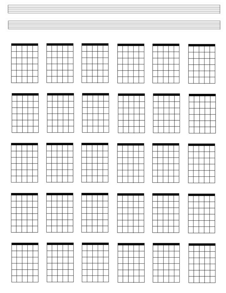 25 Best Blank Templates Images On Pinterest Guitar Chords Guitar