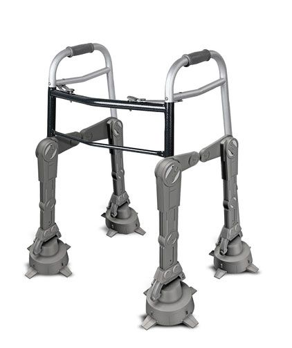 What old people in the Empire use during their retirement: An Imperial Walker. #Star #Wars