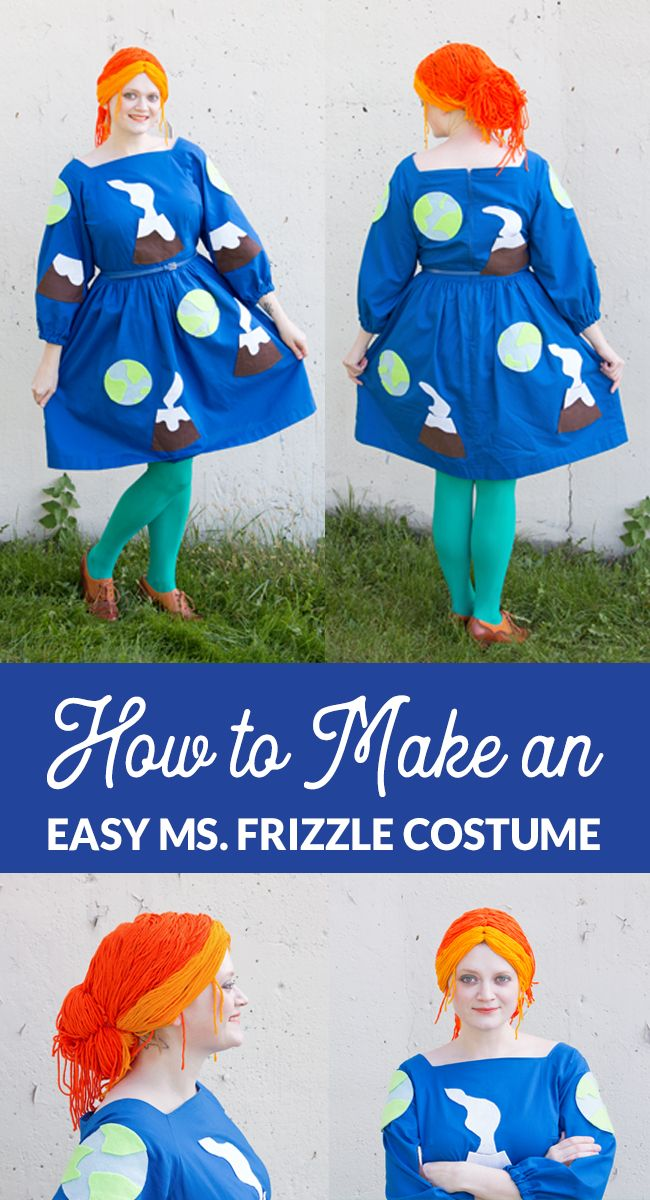 Ms Frizzle Costume From The Magic