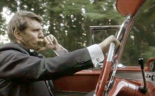 Barry Pepper as RFK in The Kennedys