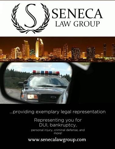 The usegaleforce.com Sober Ride Directory - Brought to you by Seneca Law Group. Always remember to party responsible and arrange for a sober ride.