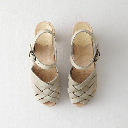 No. 6 Huarache Sandal