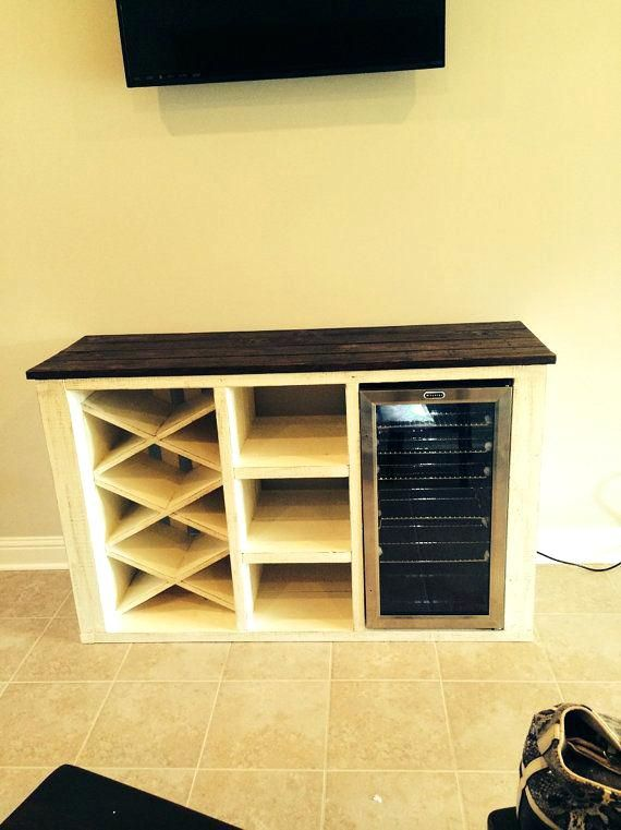 Buffet Wine Rack Buffet With Wine Rack And Storage For Wine Cooler