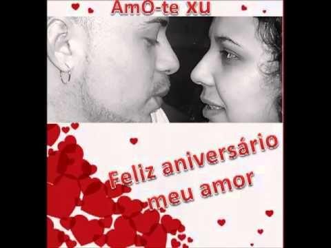 Feliz aniversario meu amor – YouTube