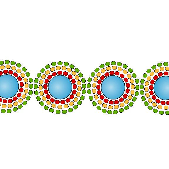 Brick Stitch Around a Bead Free Diy Jewelry Projects | Learn how to make jewelry - beads.us