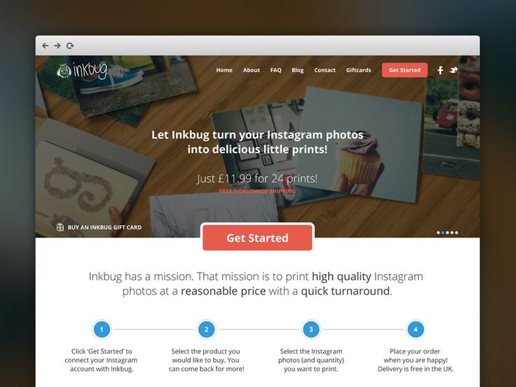 33 best call to actions cta images on pinterest landing pages inkbug call to actiondotsdesign pronofoot35fo Choice Image