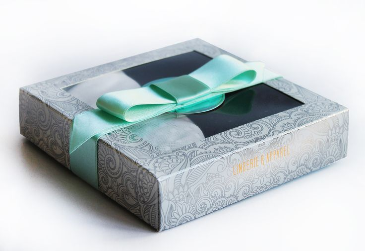 Perfect gift box with 2pack super comfy panties.