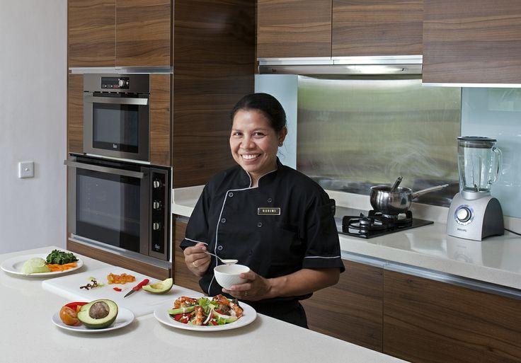 In House Chef - Villa Bendega Nui https://www.facebook.com/PrestigeBaliVillas#