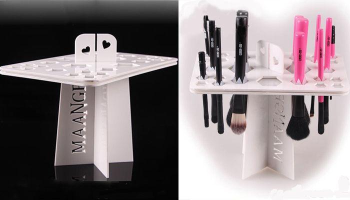 Porta pennelli make up - Porta trucco. Bianco a 24,90 € invece di 49,90. Nero a 24,90 € invece di 49,90. Offerta a tempo limitato. SPEDIZIONE GRATUITA