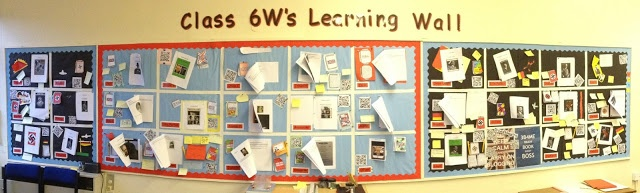 iPads in Primary Education: Developing the Use of Pupil Blogging Through the Use of a Class Learning Wall.