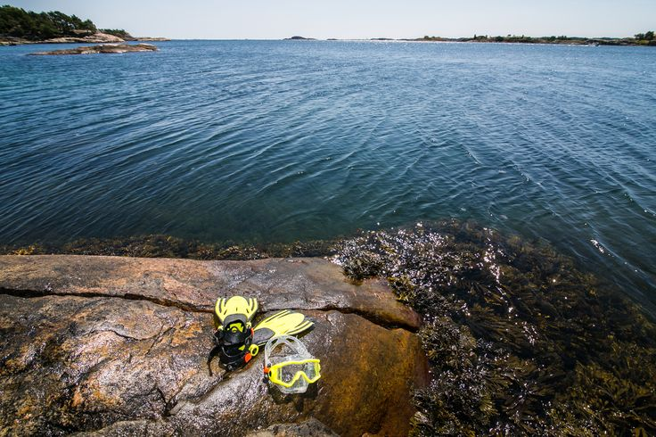 Summer in Kristiansand, Southern Norway. Photo: Adam Read©Visit Sørlandet