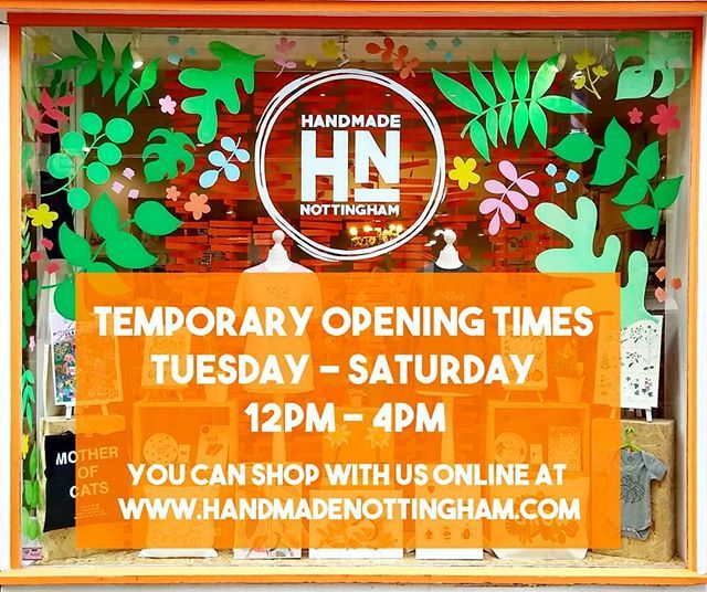 Temporary Change In Opening Times Due To A Drop In Footfall We Have Decided To Temporarily Reduce Our Opening Hours W Things To Come Work On Yourself Online