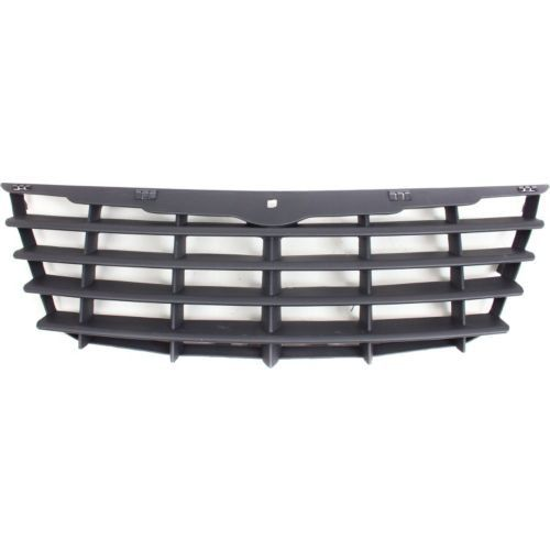 The 25 best town country 2005 ideas on pinterest chrysler 300 2005 2007 chrysler town country grille black fandeluxe Gallery