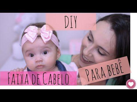 Como fazer tiara de meia de seda bem fininha Diy ,Tutorial , Pap By Iris Lima - YouTube