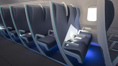 Morph airline seats offer adjusted seating space offering different options for seat availability, comfort and pricing... I wonder what airline/s will look at implementing this technology option?