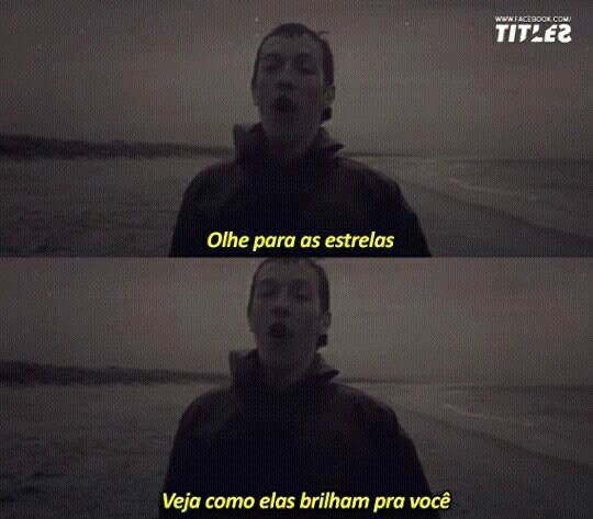 Trechos de músicas // Coldplay - Yellow