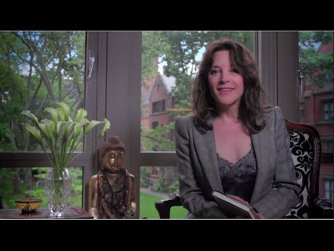 MARIANNE'S NEW BOOK! » Marianne Williamson