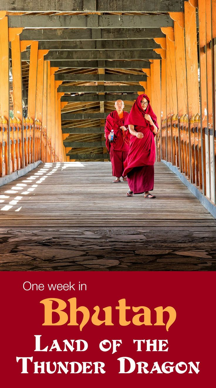 One Week in Bhutan, Land of the Thunder Dragon. Paro, Thimpu, Punakha, white water rafting, and Paro Takstang, the Tiger's Nest. Travel advice, what to do, costs, and traveling with children.