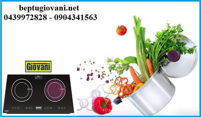 Có nên sử dụng bếp điện từ Giovani G 281ET không?: