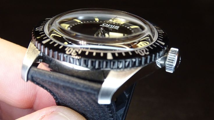 #Oris Divers Sixty-Five cristal