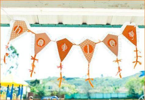 kite garland