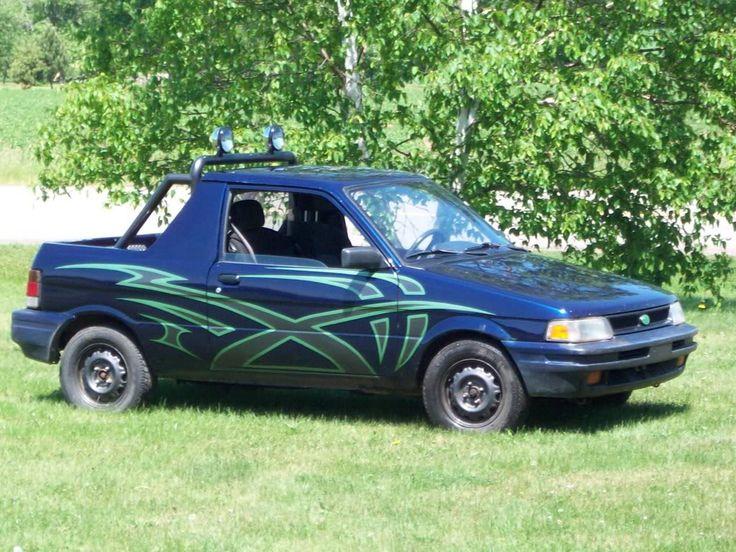 1985 Subaru Justy