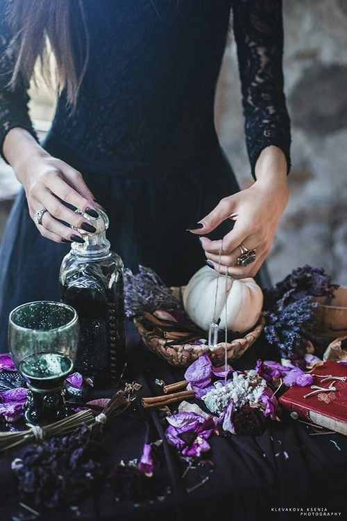 Herbs have enormous magical power, as they hold the earth's energy within them. Each herb has unique properties that can enhance one's magical goals. Herbs also may have medicinal properties. The magical practitioner can draw upon either aspect when performing a spell.