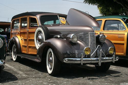 1939 Chevrolet Master Deluxe Station Wagon