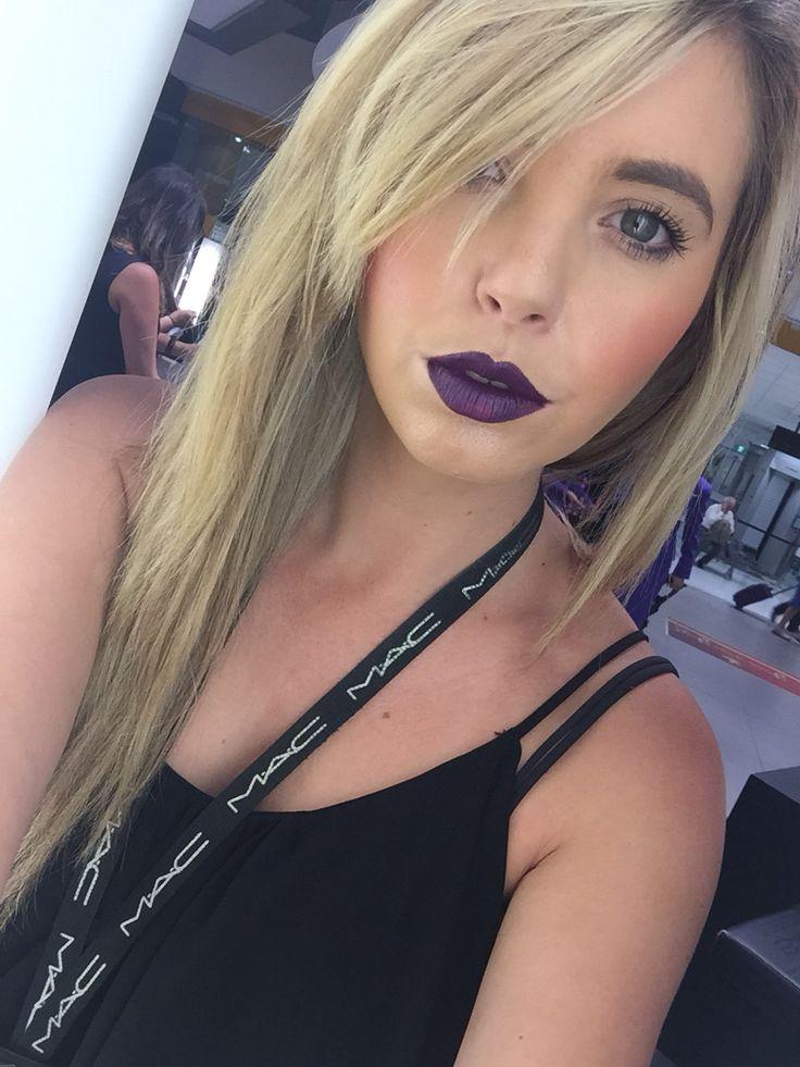 Work makeup  Lip Products: Pro Long Lip Pencil - bespoken for Lipstick- heroine