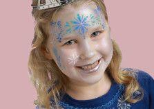 une reine des neiges ou un prince des glaces