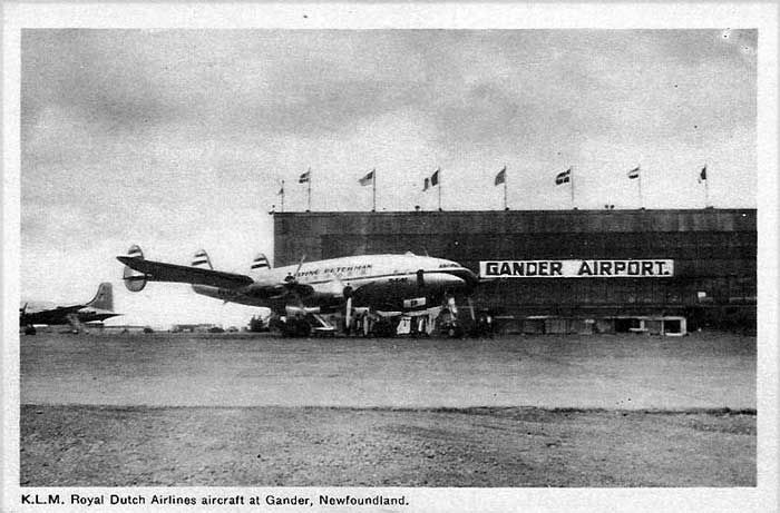 Gander Airport Historical Society