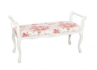 """Banchetă antichizată """"Charme"""" - o piesă de mobilă pentru living sau pentru dormitor, cu linii simple, elegante. http://www.retroboutique.ro/mobila/mobilier-charme/bancheta-antichizata-charme-1183"""