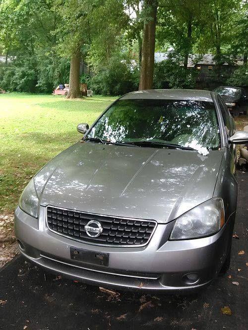 2006 Nissan Altima -  Huntsville, AL #7402736046 Oncedriven