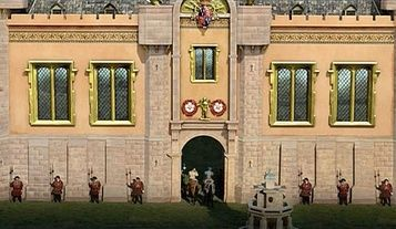 Interview between King Francis I. and King Henry VIII.  On the 7th of the month of June 1520, the festival of the Corpus Domini,..http://tudorworld.eklablog.com/today-in-tudor-history-a108181852