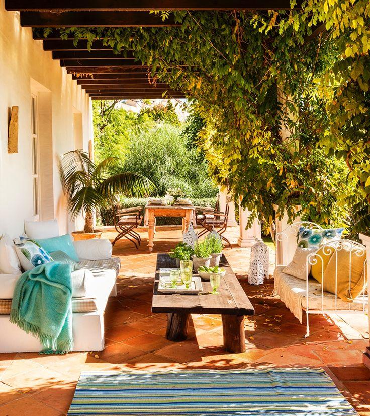 Un cortijo moderno en Marbella