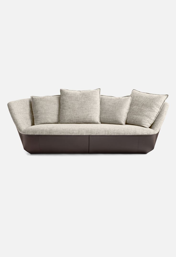 best images about sofas contemporary sofa high craftsmanship here expresses its creativity and attention to detail the back is shaped using fine saddle leather precisely worked edges and