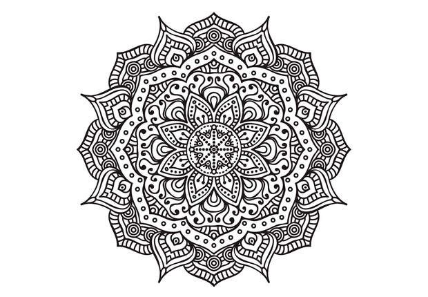 Coloriage gratuit imprimer coloriage anti stress et mandala gratuits pour adulte mandalas - Dessin mandela ...