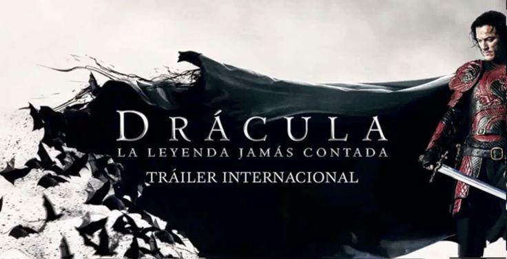 Primer Tráiler internacional de Drácula la leyenda jamas contada (Dracula Untold) http://www.syfyfantasy.com/2014/07/primer-trailer-internacional-de-dracula.html#more