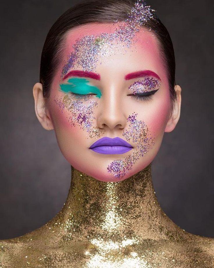 Mehron Makeup using Paradise Makeup AQ