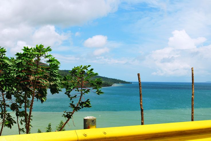 The view on the way to Glan, Sarangani #Philippines