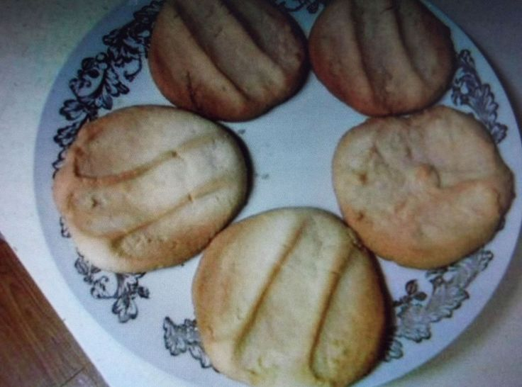Famous Chicago public high school butter cookies #recipe #justapinch